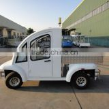 New Beautiful 2 seat electric car with enclosed doors