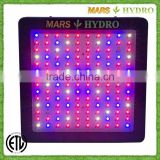 2016 Hot Sales Mars 700 LED Full Spectrum Grow Light Veg/Flower Switches Indoor Hydroponics Grow System Greenhouse kits