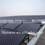 Heat pipe pressurized solar collector system 300L, 500L