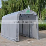 mini storage shed , backyard warehouse tent , car shelter