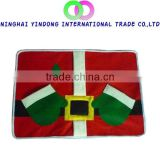 high quality printed christmas placemat/table mat