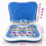 Muslim Kid Children Toy Laptop Pad Computer with 18 section of the Koran Arabic Language Kids educational Learning Machine