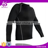Guangzhou Shandao Men Long Sleeve Wear Body Building Slim Fit Quick Dry custom soccer jersey