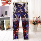 2014 new arrival skinny pants printed kids leggings skinny girl pants Clgs1011