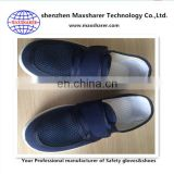 Non-hole cheap shoes antistatic mesh esd cleanroom shoes antistatic