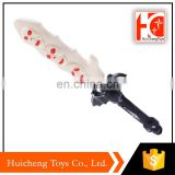 most popular toys children halloween flashing magic cosplay sword with cheap price