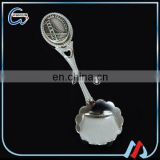 souvenir metal serving spoon