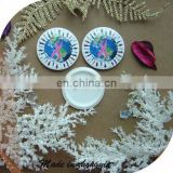 Colorful Plastic Pin Button Badge With High Quality