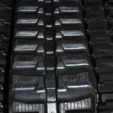 Kc100 Kubota Replacement Tracks Rubber Steel Material One Year Warranty