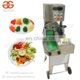 China Multi-functional Universal Tomato Cube Chopper Slicer Banana Leaf Spinach Cutting Machine Fruit and Vegetable Cutter Price