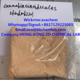 5fmdmb2201 4fadb cannabinoids supplier whatsapp:+8617129225005 ava@hkchemlab.com