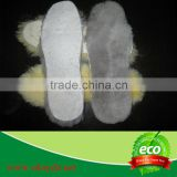 Sheepskin insoles for baby shoes