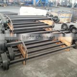 drop axle electric axle