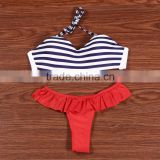 New Women Paded Bra Underwear Bikini Set