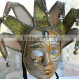 China Wholesale [factory] venetian mask / handmade paper mache party mask