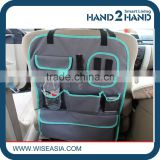 Car Back Seat Storage Bag Tidy Multi Pocket Hanging Organiser Travel Holder                                                                         Quality Choice
