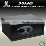 Laptop size hotel safe deposit box locker for hotel room                                                                         Quality Choice