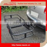 SUV 4x4 powder coated steel car carrier trailers for sale