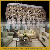 manufacture wholesales crystal antique light pendant lamp led lighting for home decor D090/10