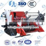 Fast working mini rice harvester, mini rice combine harvester, mini rice harvest machine