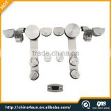 Big Order Sea Shipping stainless steel top heavy slide shower door wheel bearing                                                                         Quality Choice