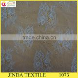 Chinese Factory 2016 Best Selling Chantilly Lace Fabric for Wedding Dress