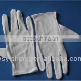 PVC dotted Working gloves thin cotton gloves knitted cotton hand gloves welding hand gloves