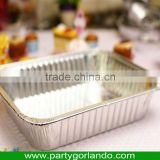 full-size deep steam aluminum foil food container                                                                         Quality Choice