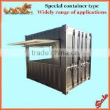 High quality modified 10ft shipping container bar, coffee shop                                                                         Quality Choice