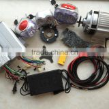 rickshaw/tricycle/trike spare parts of motor kit 48v 550w, bicycle conversion kit, auto rickshaw india bangladesh