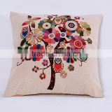 New Design Owl Bird Throw Pillow Case Pillow Cover For Home Decorative Canvas Pillow Covers Wholesale