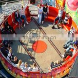 Factory Offer!! Theme Park Rides Led Light And Music Turntable Disco Ride Tagada Usato For Sale