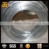 High Tension Hot Dipped 2mm Galvanized steel wire Binding Wire in China                                                                         Quality Choice