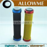 2014 wholesale new style TPR comfortable bicycle lock-on grips