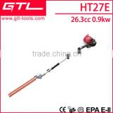 Pruning hedge trimmer with original Kawasaki engine TJ27pole saw HT27E                                                                         Quality Choice