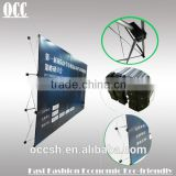 Aluminum Pop Up Display Stand,Hop Up Display Banner Exhibition Backdrop Wall, Pop Up Display Racks.