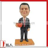 NBA basketball sports player bobblehead