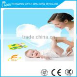 Heat Seal Sealing & Handle and Gravure Printing Surface Handling Baby wet wipes packaging pouch