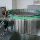 Semi-automatic PET bottle feeding machine/bottle filling machine