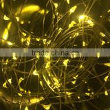 Outdoor christmas wedding party decoration led christmas string lights, led string lights