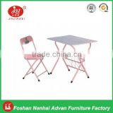 Comforable Kids Study Table Chair Kids School Tables and Chairs Folding Study Table and Chair