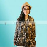 Military camouflage fabric For clothing