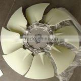 EC210B VOE 1450563 diesel engine cooling plastic fan blade for tropical                                                                         Quality Choice