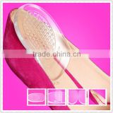 Back Heel Insoles/Cushions/Pads Anti Slip Self Adhesive Massage PU Gel Ladies Back of Heel Insoles