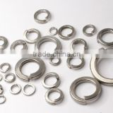 Zinc plated spring lock washer /Fasteners/Bolts/Nuts