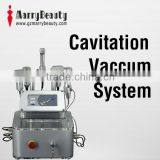 Bipolar Rf Ultrasonic Liposuction Cavitation New Products For 2013 Cavitation RF Vacuum Ice Slimming Machine With CE Ultrasonic Contour 3 In 1 Slimming Device