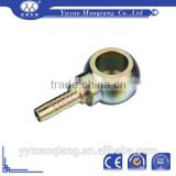 Zinc plated carbon steel metric banjo hydraulic fitting parts                                                                                                         Supplier's Choice