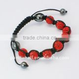 Popular Fashion Rhine Stone Bracelets(BJEW-B114-1)