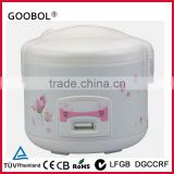 deluxe electric rice cooker rice machines flower deluxe rice cooker