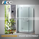 Fico new arrive 2016 FC-5A03,plastic folding shower doors